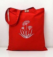 Nákupné tašky - Nákupná taška-Rastlinka - 9797832_