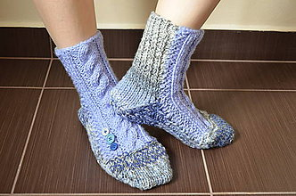 Obuv - Ponožky 7 - 9796557_