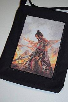 Kabelky - ČERNÁ ...samuraj - 9798485_