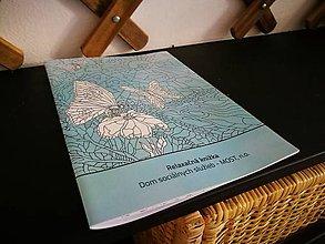 Knihy - MOST:  Relaxačná knižka - 9797151_