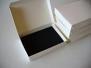 Krabičky - vyklápacia krabička s molitanom - 9798119_