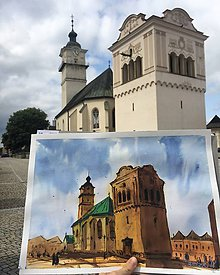 Obrazy - Spisska Sobota - 9796822_