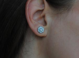 Náušnice - Náušnice s perlami - 9797011_