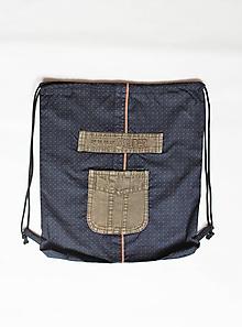 """Detské tašky - ruksak """"košeľový"""" - 9797296_"""