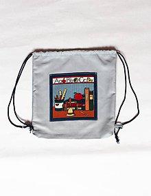 """Detské tašky - ruksak """"hurá do školy"""" - 9797300_"""