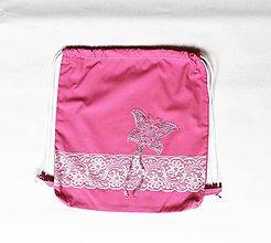 """Detské tašky - ruksak """"motýlikový"""" - 9797309_"""