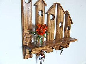 Nábytok - Vešiak na kľúče V2 - 9798706_