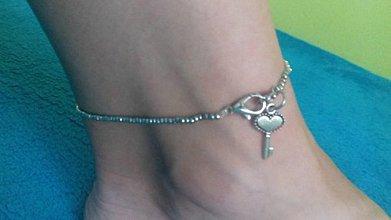 Iné šperky - Retiazka - 9798216_