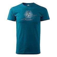 Tričká - Pánske tričko SKIALPINISTA - 9796086_