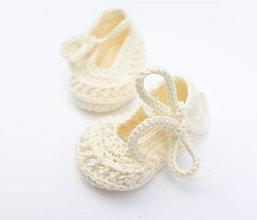 Topánočky - prvé papučky - 9796275_