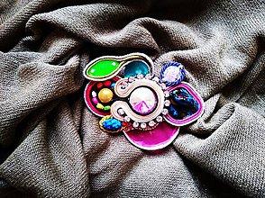 Iné šperky - brošne - 9797721_