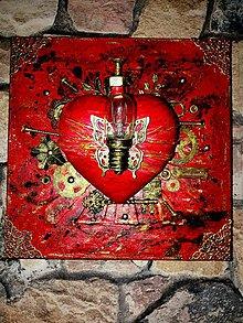 Nezaradené - 3D Srdce - 9797974_