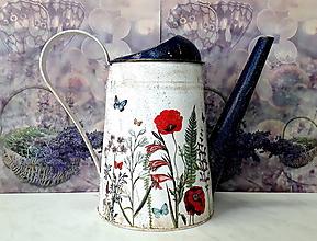 Nádoby - Krhlička lúčne kvety 2 - 9798594_