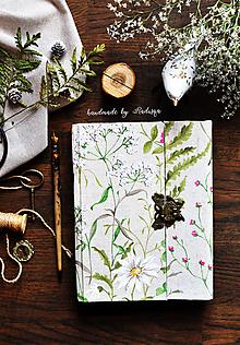 Papiernictvo - Na rozkvitnutej lúke - 9799066_
