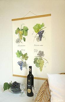 Obrazy - Botanický plagát alebo obraz na želanie - 9799629_