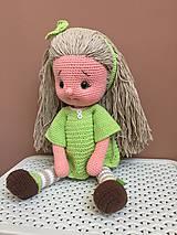 Hračky - bábika Zoja - 9800659_