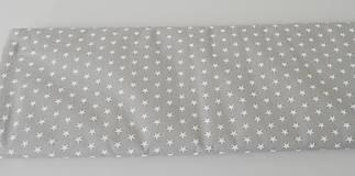 Textil - metráž-hviezdičky - 9800850_