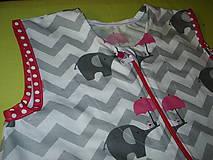 Textil - letný vak na spanie - 9800889_