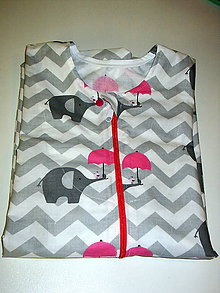 Textil - letný vak na spanie - 9800891_