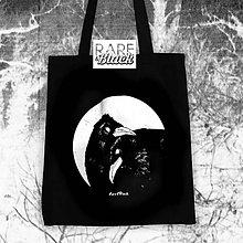 Nákupné tašky - Čierna taška