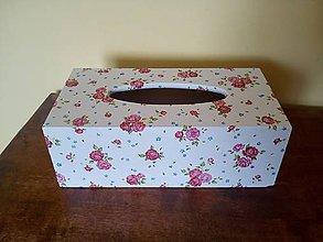 Krabičky - ružová - 9801874_
