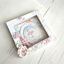 Papiernictvo - Pohľadnica s krabičkou - 9802329_