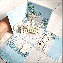 Papiernictvo - Krabička na peniaze - 9802335_