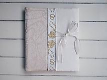 Papiernictvo - Svadobný fotoalbum - 9802578_