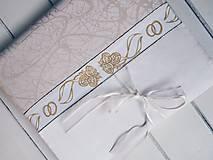 Papiernictvo - Svadobný fotoalbum - 9802579_