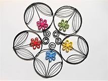 Dekorácie - Rozkvetlá louka - 9801826_