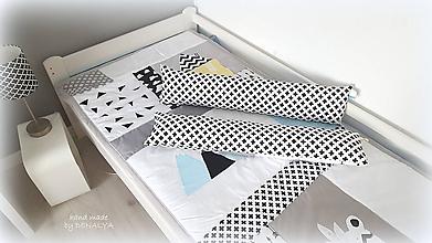 Textil - Dlhý valce len z jednej látky 23x90cm - 9805364_