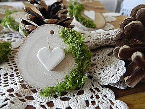 Darčeky pre svadobčanov - Svadobné magnetky - machovníčky:-) - 9804969_