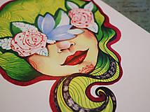 Grafika - Zelená - 9804567_