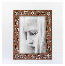 Rámiky - Maľovaný rámček - Fresko - 9804358_