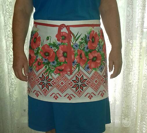 Zásterka   Cilekova - SAShE.sk - Handmade Iné oblečenie 68d140e449