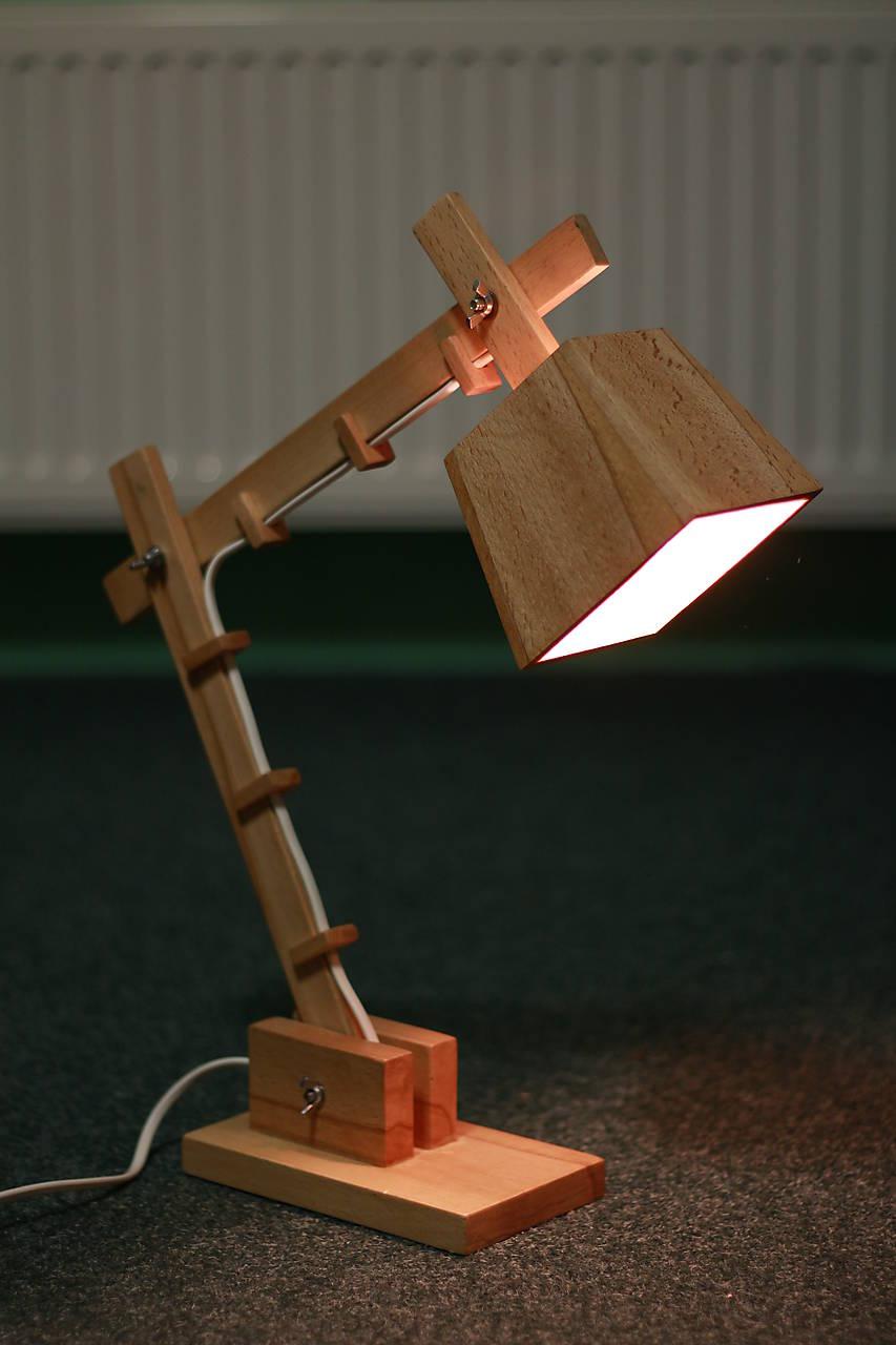Nábytok - stolná, nočná lampa - 9804036_