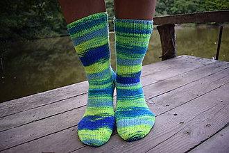 Obuv - nebo a zem s pravej ponožkovej (v.39-40) - 9804724_