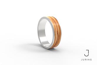 Prstene - Classic OLIVA - 9804475_