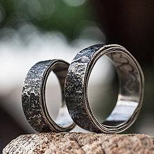 Prstene - Spoločné plynutie v letokruhoch Janky a Dušana - 9808249_