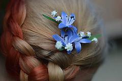 Ozdoby do vlasov - Vlásenky