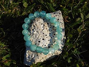 Náramky - AKVA-MARINA-BLUE II - 9806774_