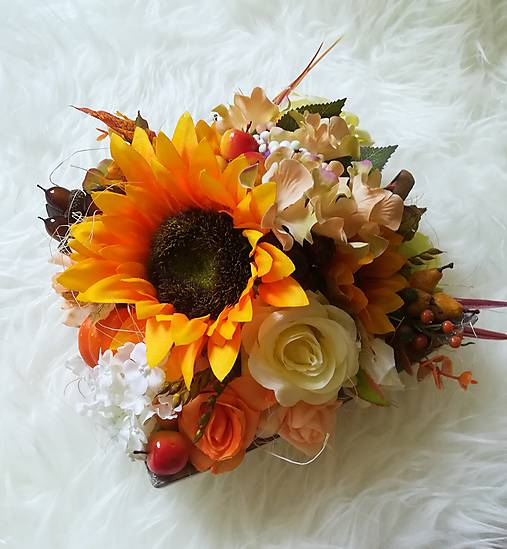 Jesenná dekorácia   Samireli - SAShE.sk - Handmade Dekorácie 7cadc5f9c1d