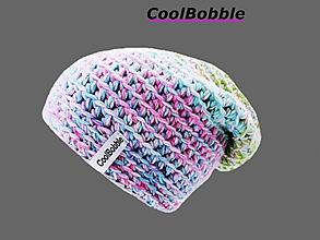 Čiapky - Hučka CoolBobble - 9808257_