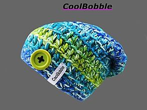 Čiapky - Hučka CoolBobble - 9808258_