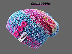 Čiapky - Hučka CoolBobble - 9808277_