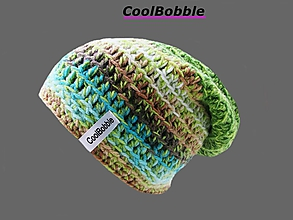Čiapky - Hučka CoolBobble - 9808290_