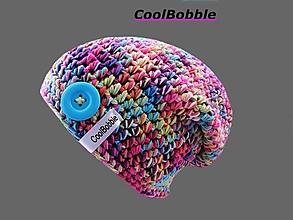 Čiapky - Hučka CoolBobble - 9808295_