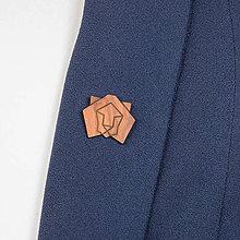 Odznaky/Brošne - Brošňa lev - 9808658_