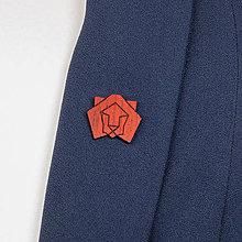 Odznaky/Brošne - Brošňa lev - 9808697_