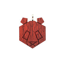 Náhrdelníky - Prívesok panda - 9808720_